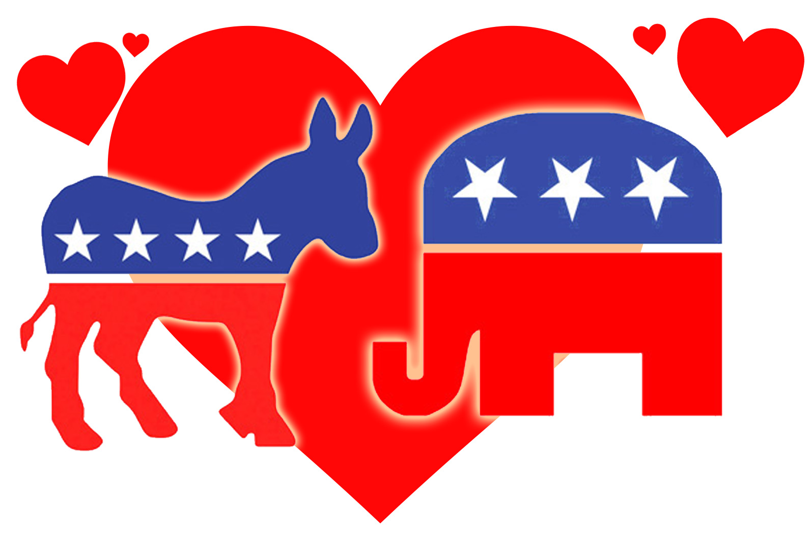 Can Love and Opposite Politics Coexist?